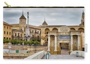 Old Town Of Cordoba In Spain Carry-all Pouch