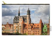 Old Town Of Gdansk In Poland Carry-all Pouch