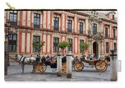 Old Town Of Seville In Spain Carry-all Pouch