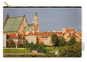Old Town Of Warsaw Skyline Carry-all Pouch