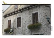 Old Town Quebec Canada Carry-all Pouch