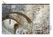Old Towns Of Tuscany San Gimignano Italy Carry-all Pouch