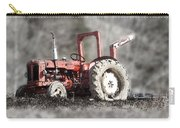 Old Tractor Carry-all Pouch