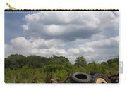 Old Tractor Junkyard Carry-all Pouch