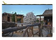 Old Trail Town -  Wyoming Carry-all Pouch