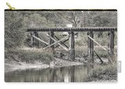 Old Train Trestle Carry-all Pouch