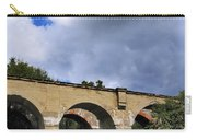 Old Train Viaduct In Poland Carry-all Pouch