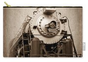 Old Trains Carry-all Pouch