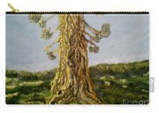 Old Tree In Spring Light Carry-all Pouch