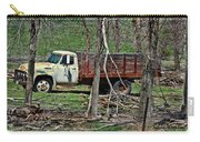 Old Truck At Rest Carry-all Pouch