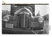 Old Truck Grill Carry-all Pouch