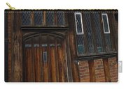 Old Tudor Doorway Carry-all Pouch