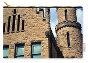 Old Vanderburgh County Jail Carry-all Pouch