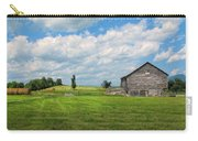 Old Virginia Barn Carry-all Pouch