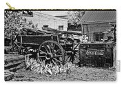 Old Wagon And Cooler Carry-all Pouch