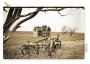 Old Wagon And Homestead Carry-all Pouch