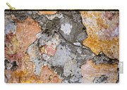 Old Wall Abstract Carry-all Pouch