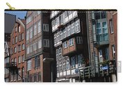 Old Warehouses Port Of Hamburg  Carry-all Pouch
