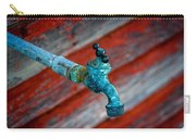 Old Water Valve Carry-all Pouch