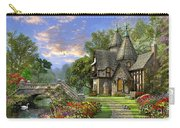 Old Waterway Cottage Carry-all Pouch