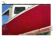 Old Weathered Boat Carry-all Pouch