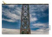 Old Welland Lift Bridge 3d07057hp Carry-all Pouch