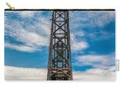 Old Welland Lift Bridge  Carry-all Pouch