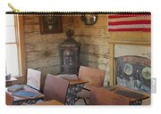 Old West School House Carry-all Pouch