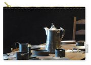 Old West Table Setting Carry-all Pouch