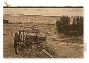 Old West Wagon Carry-all Pouch