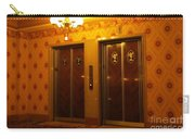 Old Westinghouse Elevators At The Brown Palace Hotel In Denver Carry-all Pouch