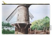 Old Windmill Carry-all Pouch