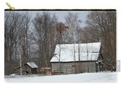 Old Winter Farm Carry-all Pouch