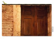 Old Wooden Doors Carry-all Pouch