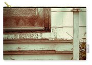 Old Wooden Porch Carry-all Pouch