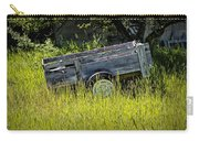 Old Wooden Wagon Carry-all Pouch