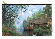 Old Woodland Cottage Carry-all Pouch