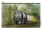 Old World Steam Engine Carry-all Pouch