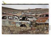 Old Wrecks Carry-all Pouch