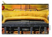 Old Yellow By Diana Sainz Carry-all Pouch