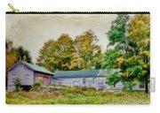 Olde Homestead On Rt 105 Carry-all Pouch