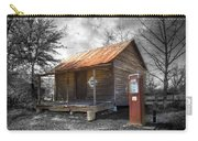 Olden Days Carry-all Pouch by Debra and Dave Vanderlaan