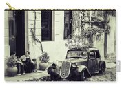 Oldtimer Ladies Retro Carry-all Pouch
