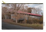 Oldtown Covered Bridge Carry-all Pouch