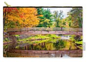 Ole Bull State Park Paint Carry-all Pouch
