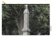 Ole Miss Confederate Statue Carry-all Pouch