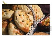 Olive Bread Carry-all Pouch