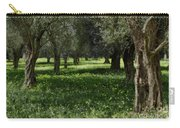 Olive Grove Color Italy Carry-all Pouch