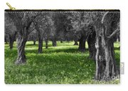 Olive Grove Italy Cbw Carry-all Pouch