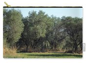 Olive Trees Of Provence Carry-all Pouch
